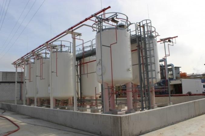 Nieuwe richtlijn voor gevaarlijke vloeistoffen in tanks: PGS31