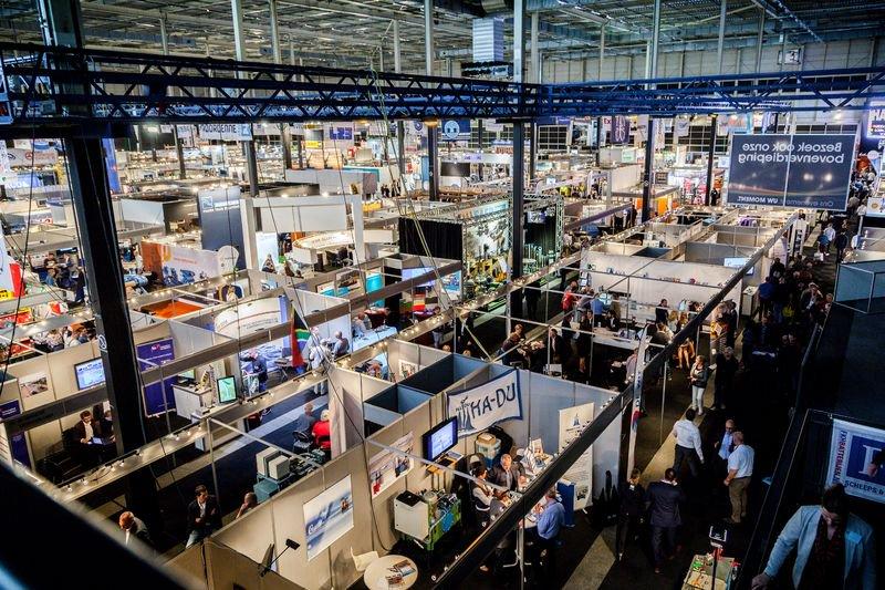 ChemieConnect aanwezig op Aqua Nederland Vakbeurs